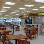 West Chester University Cafeteria